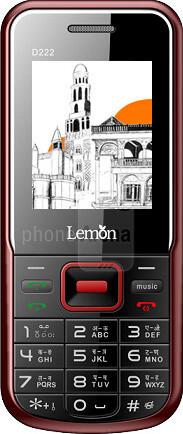 Lemon Mobiles Duo 222