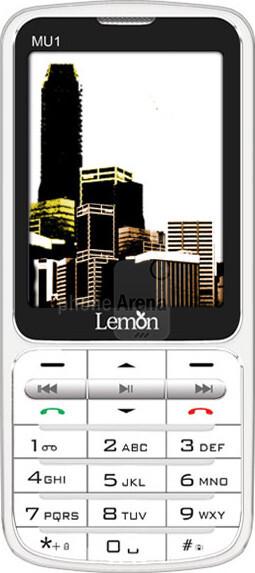 Lemon Mobiles MU 1