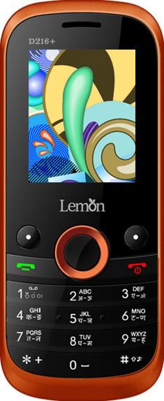 Lemon Mobiles Duo 216 Plus