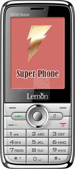 Lemon Mobiles Duo 339 Super