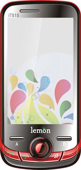 Lemon Mobiles iT 515