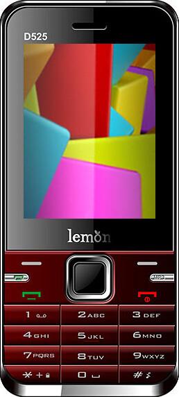 Lemon Mobiles Duo 525