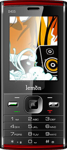 Lemon Mobiles Duo 405