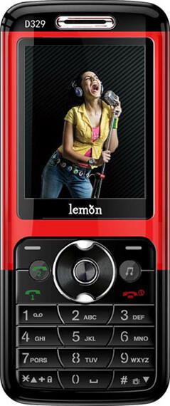 Lemon Mobiles Duo 329