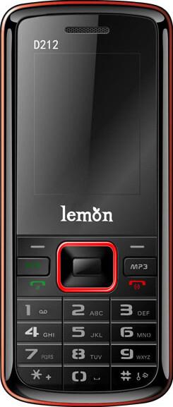 Lemon Mobiles Duo 212