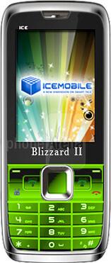 ICEMOBILE Blizzard II
