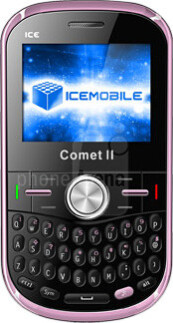 ICEMOBILE Comet II