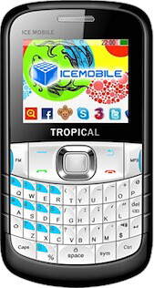ICEMOBILE Tropical