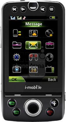 i-mobile S528