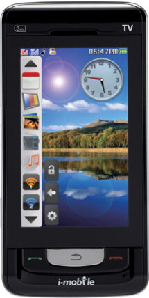 i-mobile TV650 Touch&Move