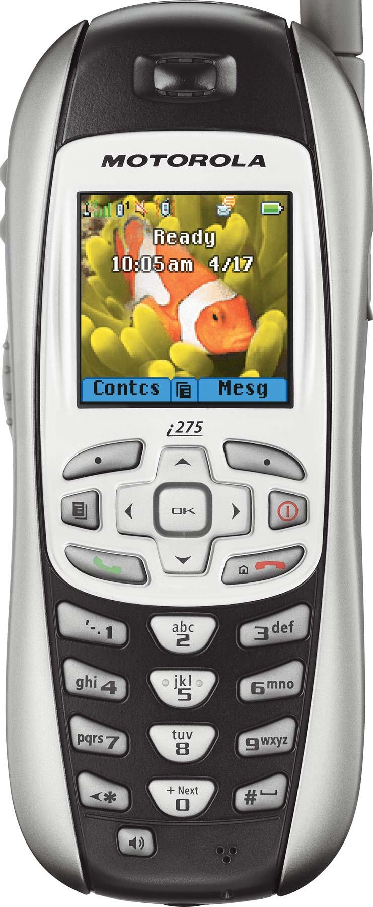Motorola i275-A Drivers Windows