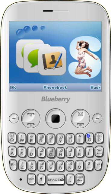 Spice Mobile Blueberry Aura