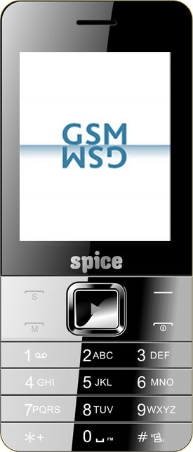 Spice Mobile M-6450 Metal