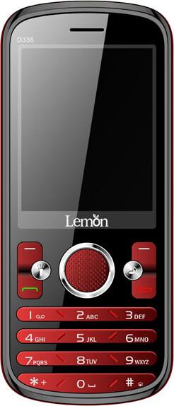 Lemon Mobiles Duo 335