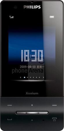 Philips Xenium X810