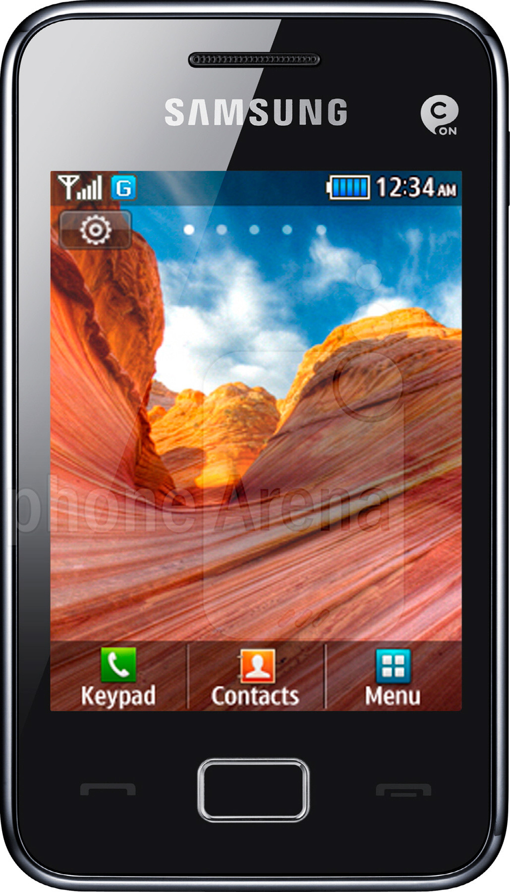 Alcatel Onetouch 997 Vs Samsung Star 3 Duos Visual Phone Size Compare Sansung