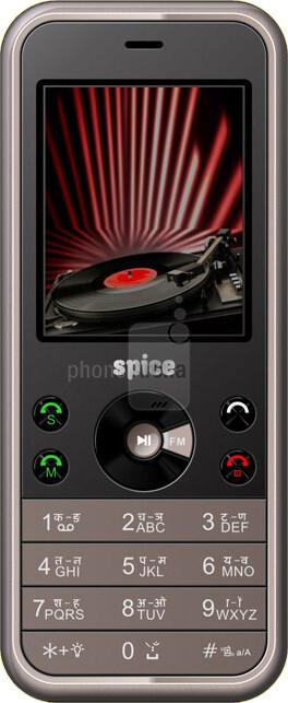 Spice Mobile M-5220