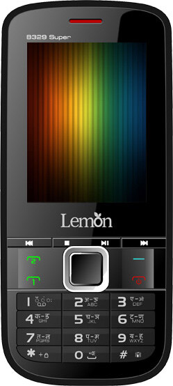 Lemon Mobiles B329