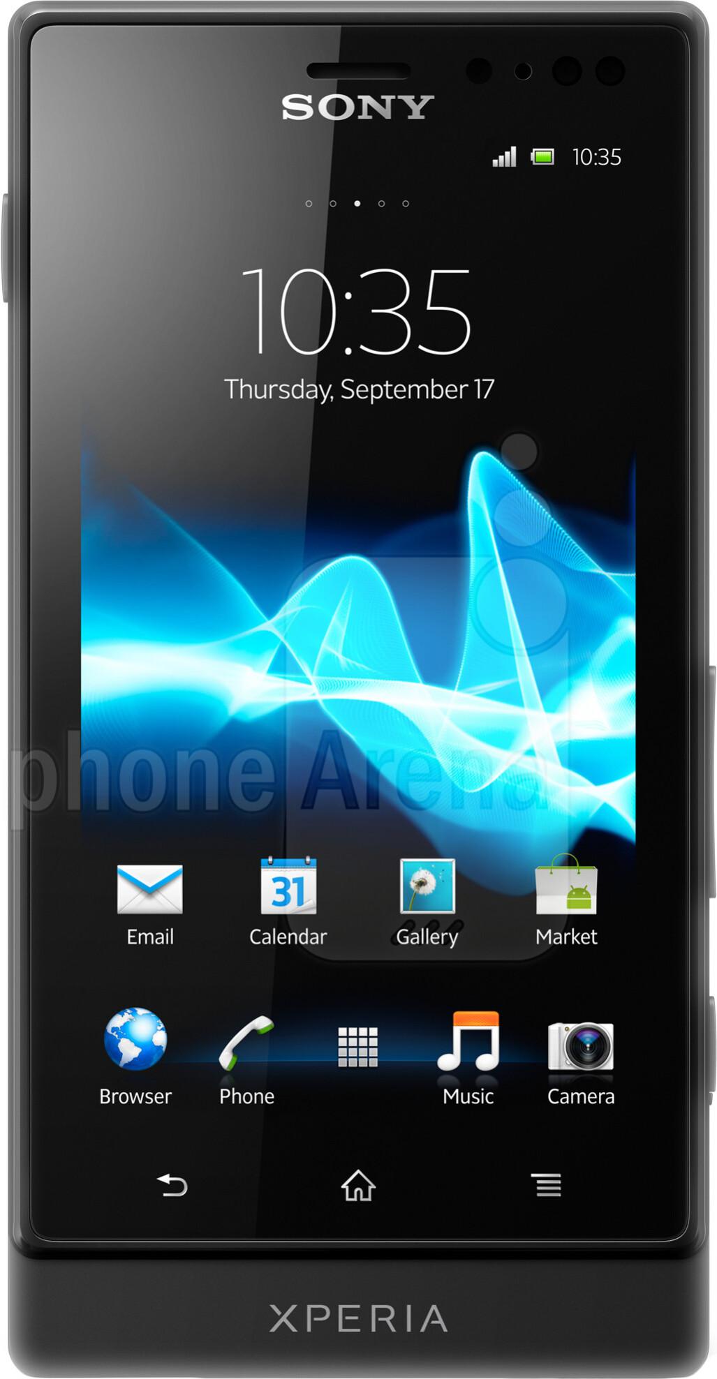 windows phone 8s vs sony xperia p