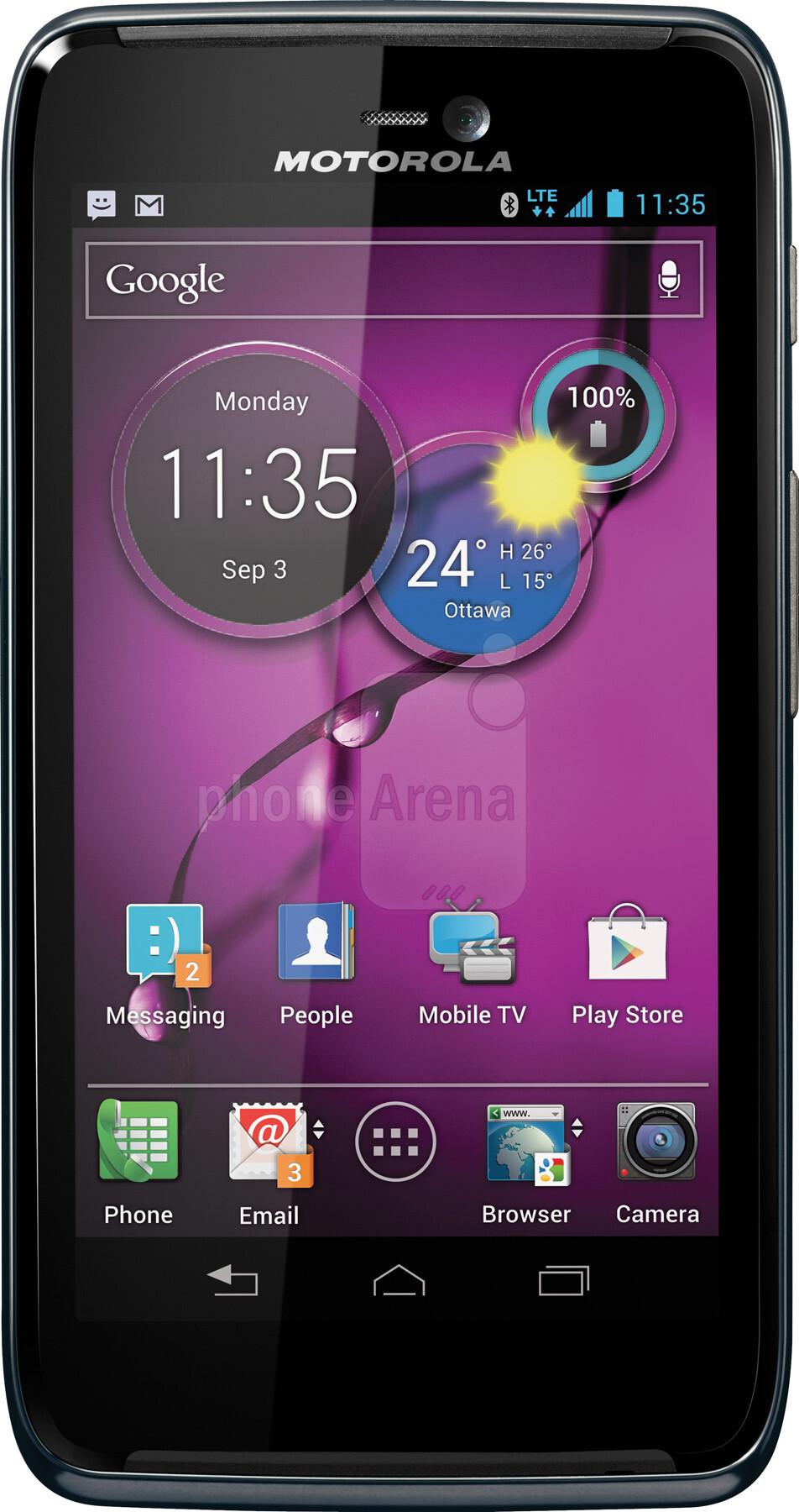 Motorola ATRIX HD ...