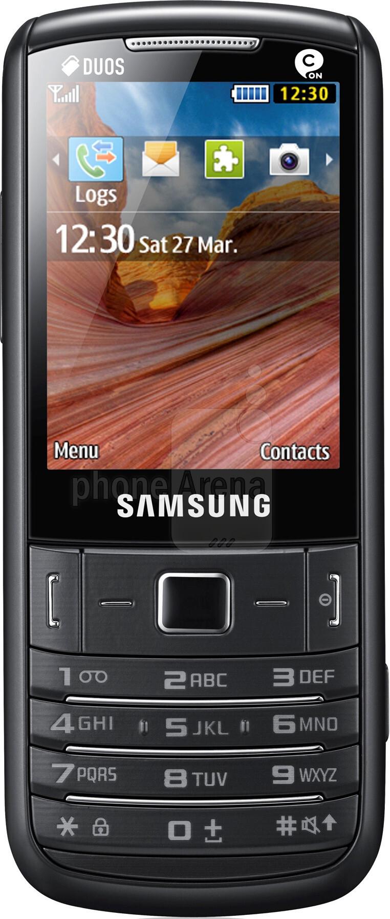Samsung Evan C3782