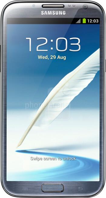 Samsung GALAXY Note II Sprint