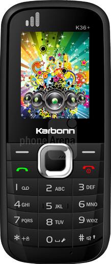 Karbonn K36+ Jumbo Mini