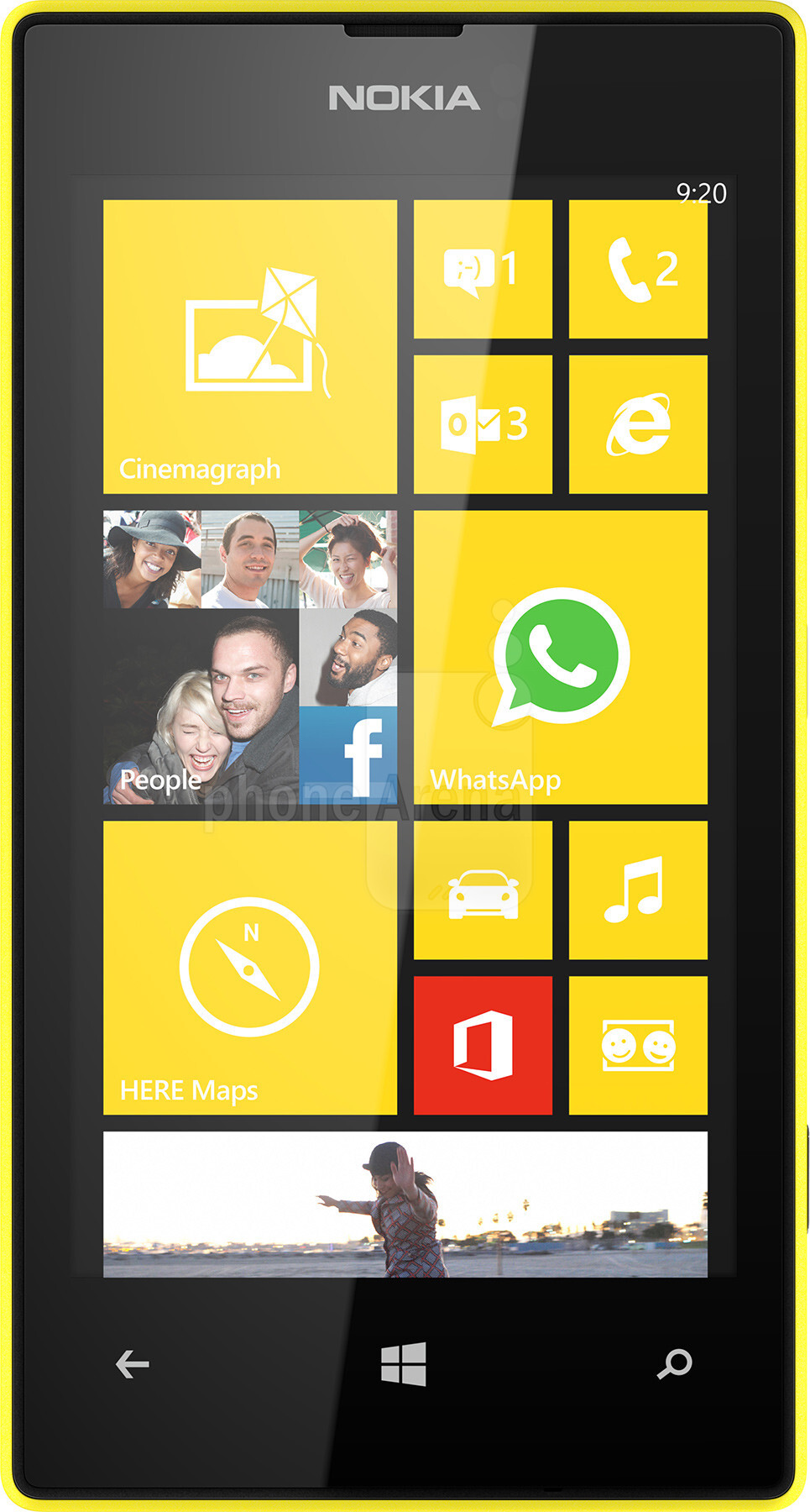 writing apps for windows phones