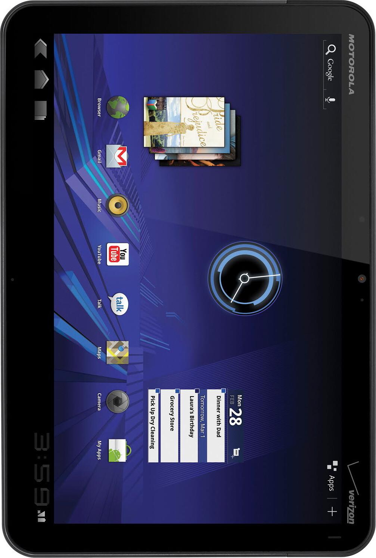 Motorola XOOM CDMA