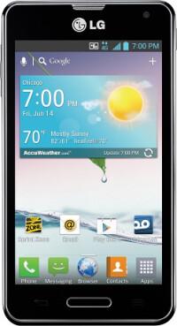 LG Optimus F3
