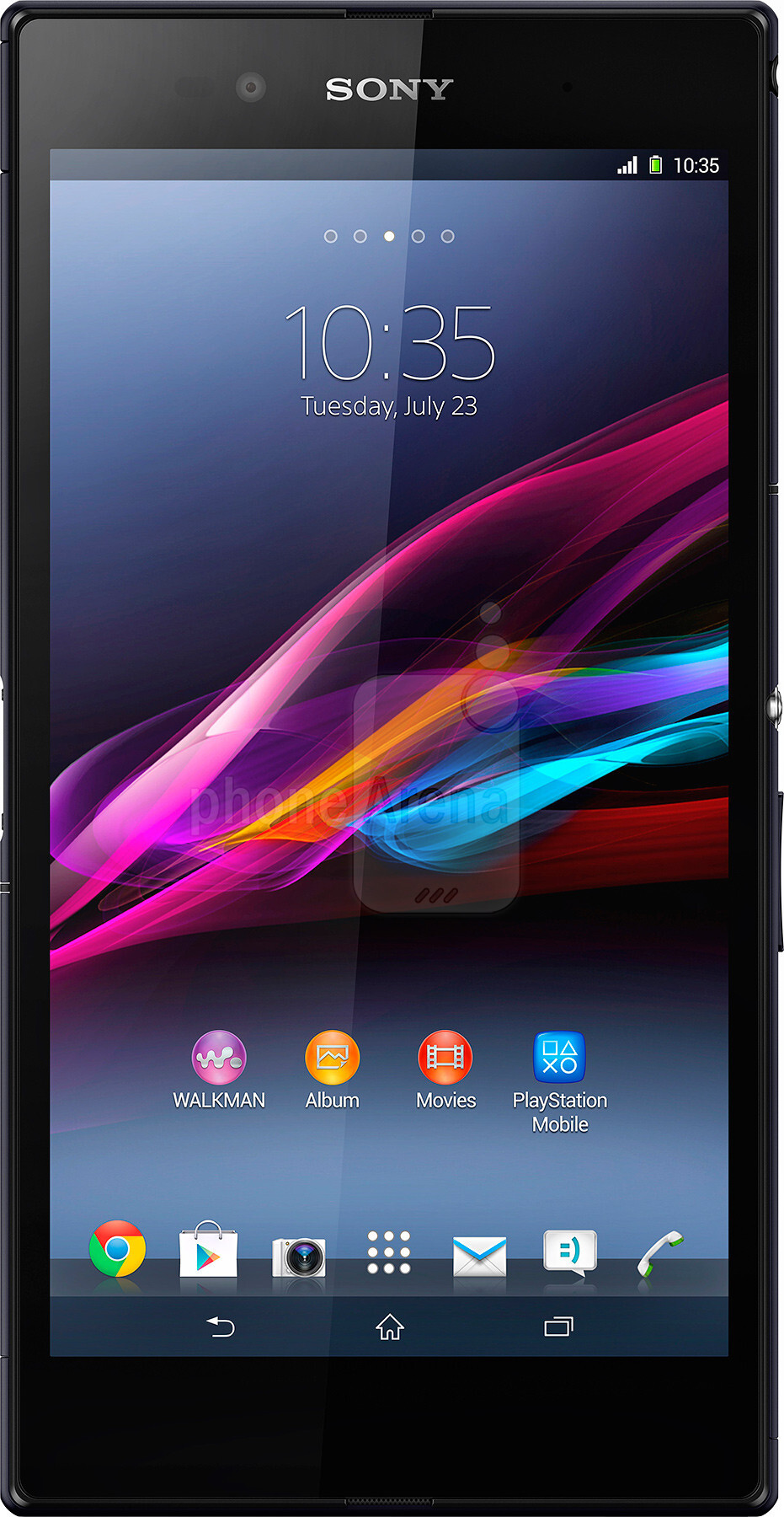 HTC One max vs Samsung Galaxy Note 3 vs Sony Xperia Z ...