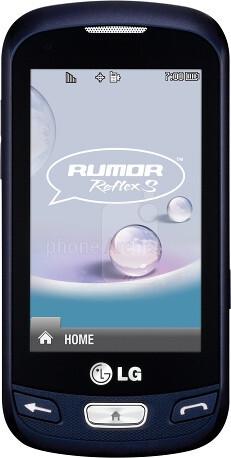 LG Rumor Reflex S