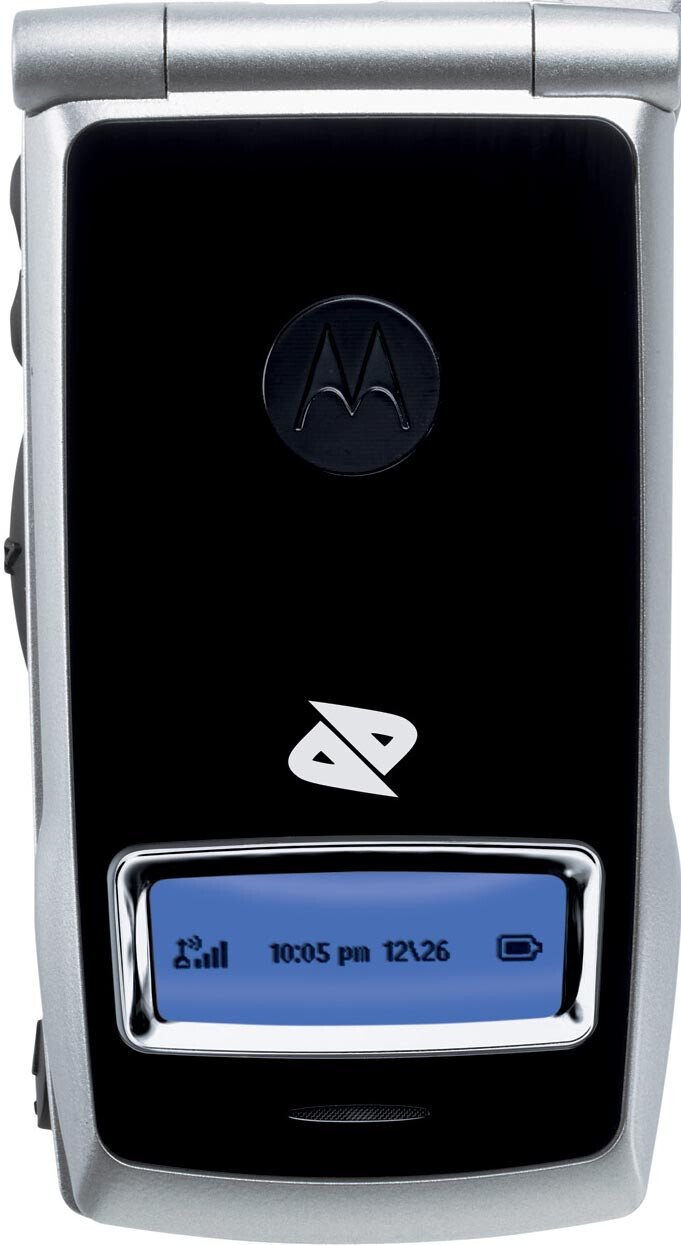 Motorola i830 / i833 Pininfarina / i836