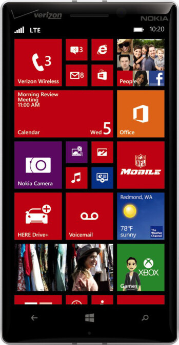 Nokia Lumia Icon
