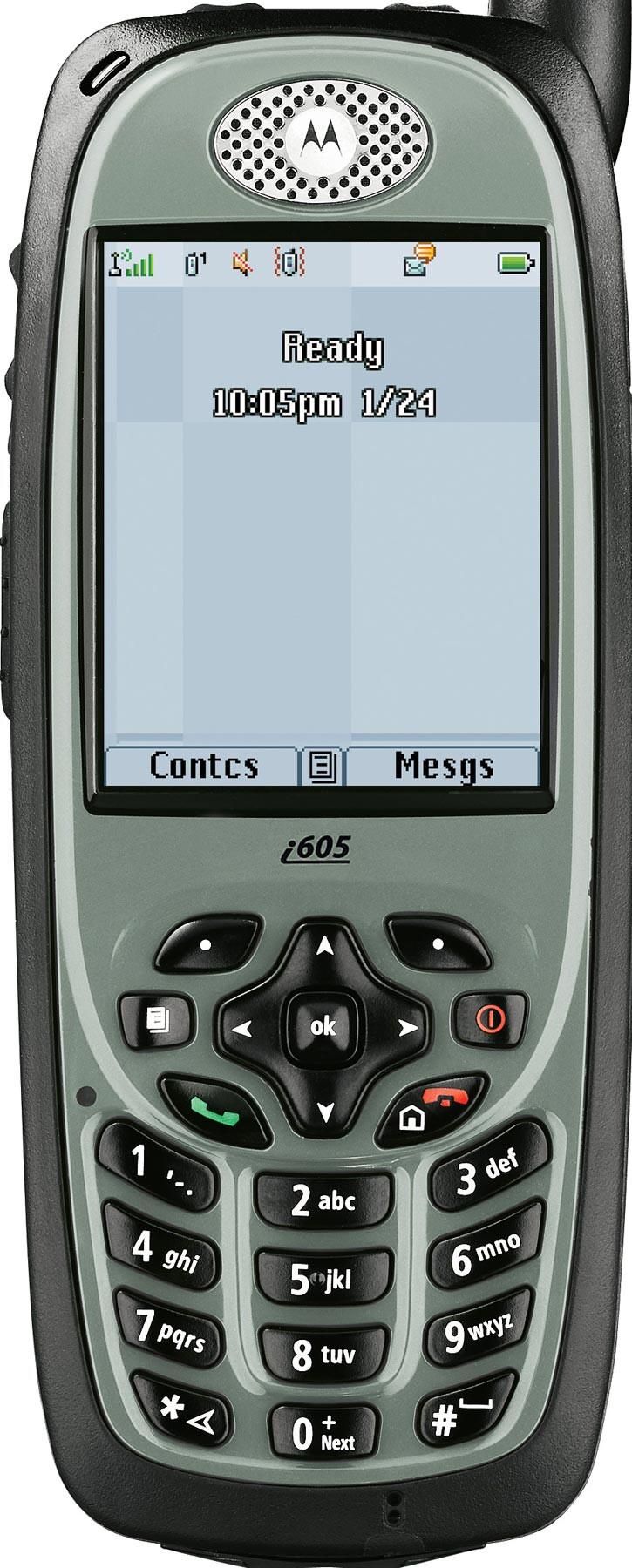 Motorola i605
