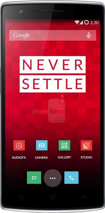 OnePlus One Size - Real life visualization and comparison
