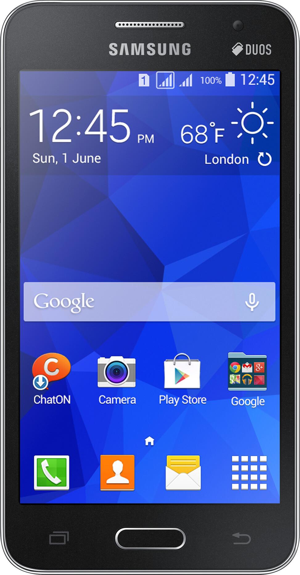 Samsung Galaxy S Duos details