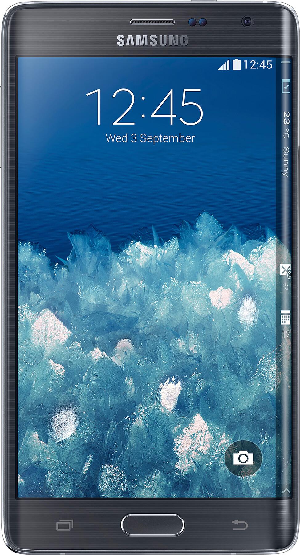 Apple iPhone 6 Plus vs Samsung Galaxy Note 4 vs Samsung Galaxy ...