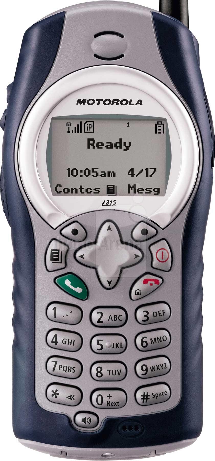 Download Drivers: Motorola i315-A