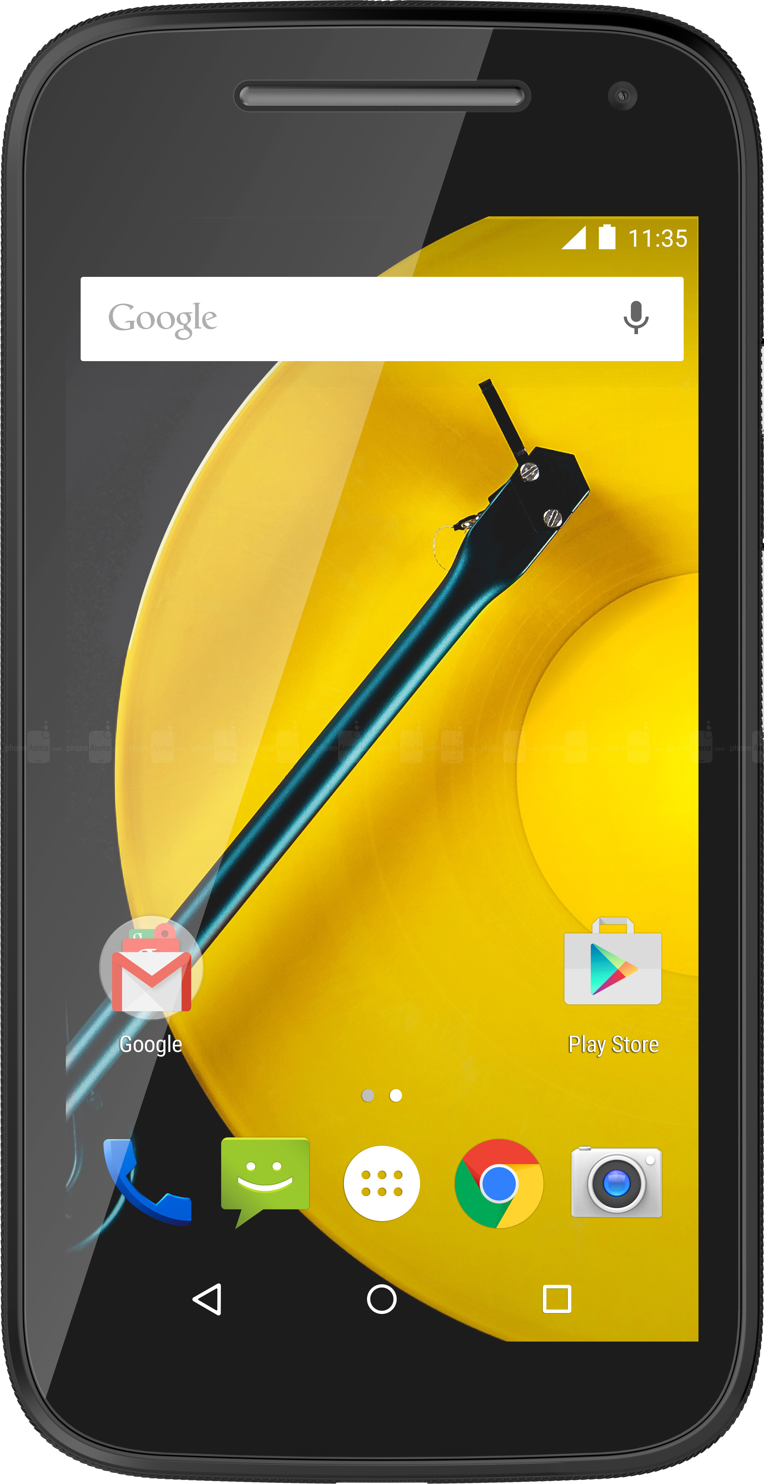 Motorola Moto E (2015) Size - Real life visualization and comparison