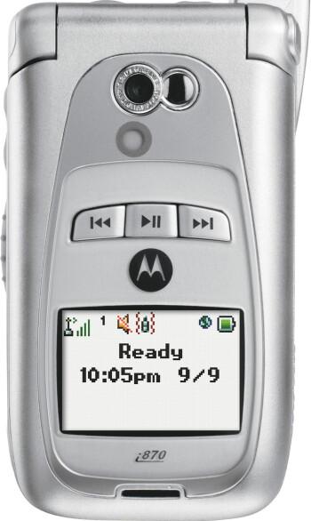Motorola i870