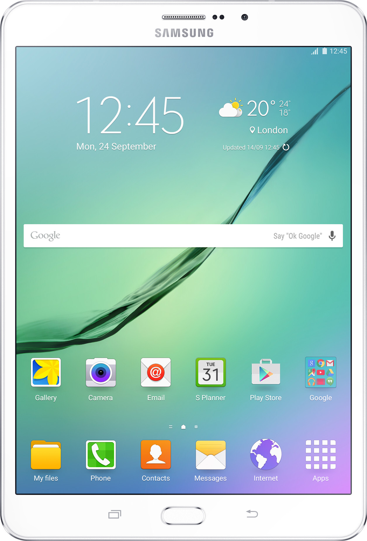 Samsung Galaxy Tab S2 8.0-inch Size