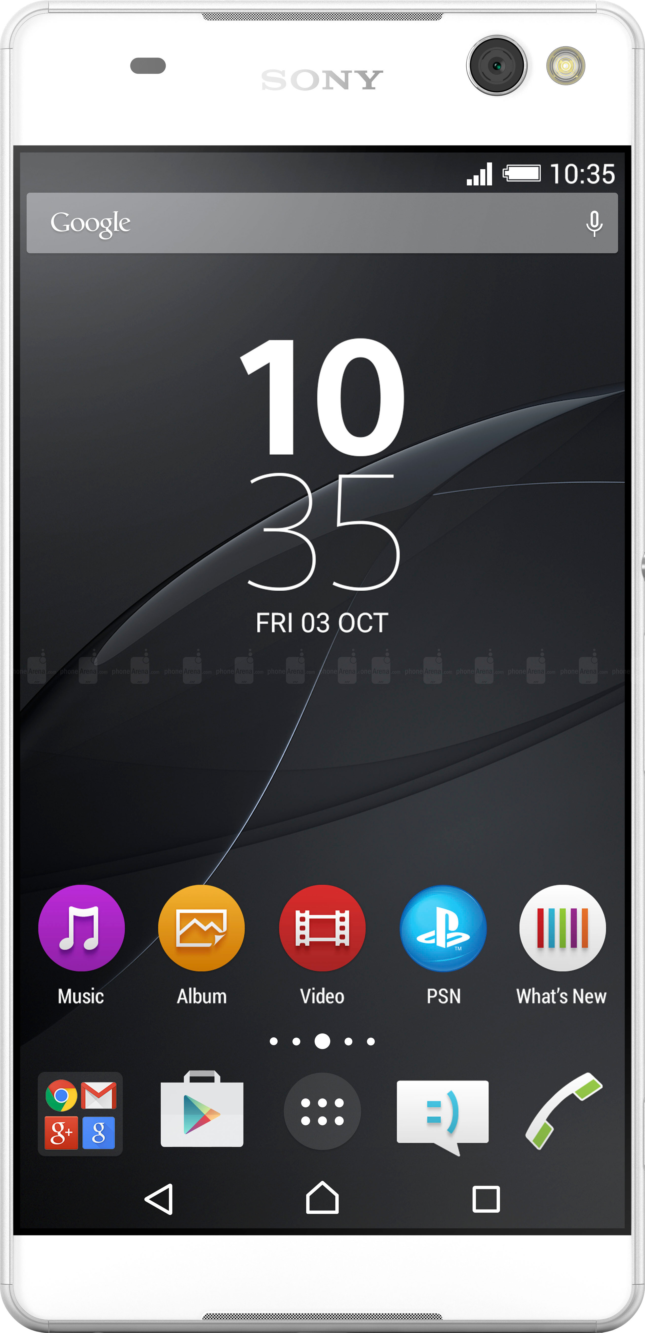 Sony Xperia M2 Aqua: technical specifications, comparison with competitors and reviews 3