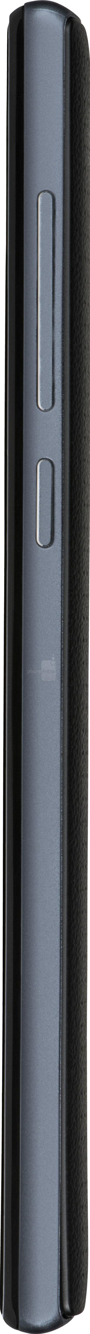 ZTE ZMAX 2 vs ZTE Blade Spark - Visual phone size compare - PhoneArena