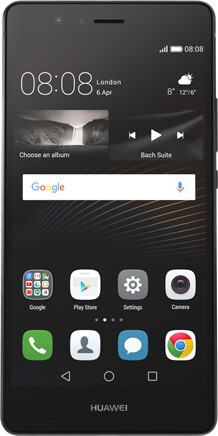 Huawei P9 lite Size - Real life visualization and comparison