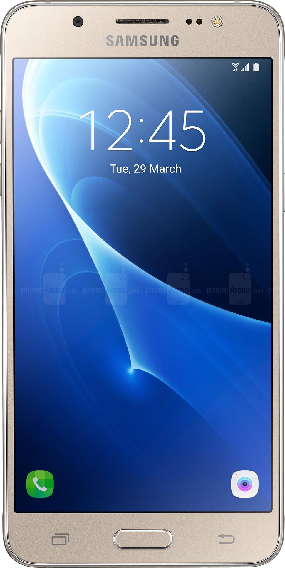 Samsung Galaxy J5 (2016) vs Samsung Galaxy J7 - Visual phone size ...