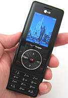LG VX8500 Chocolate Review