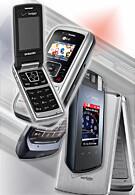 Verizon Cameraphone Comparison Q2 2007