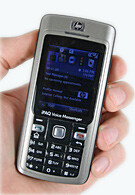 HP iPAQ 510/514 Voice Messenger Review