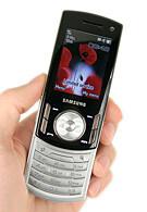 Samsung SGH-F400 Preview